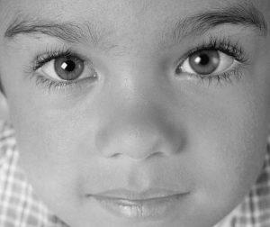 lenti a contatto per bambini
