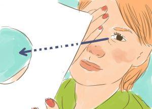 occhio dominante