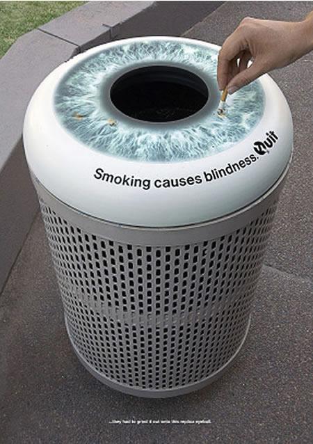 il fumo causa gravi patologie oculari