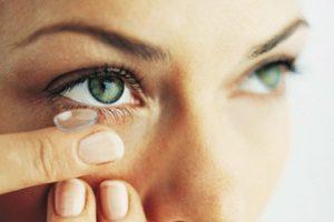 lenti a contatto per presbiopia